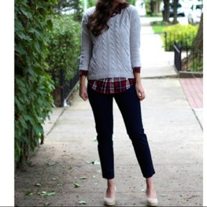 Mossimo - Cable Knit Sweater